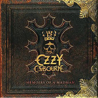 Ozzy Osbourne - memorias de una importación de Estados Unidos loco [vinilo]