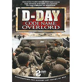 D-Day [DVD] USA import