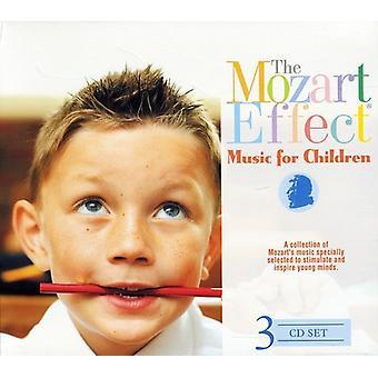 Mozart Effect - L'Effet Mozart: Musique Pour Enfants [CD] USA import