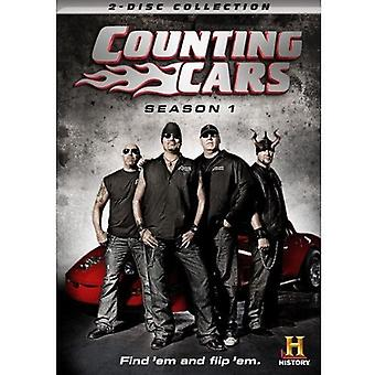 Counting Cars: Stagione 1 [DVD] USA import
