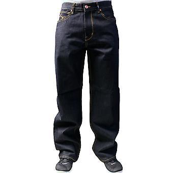 LRG Core collectie C47 Flap Pocket Jeans rauwe Indigo