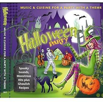 Janice Hagan - musikk & kjøkken Halloweenpar [DVD] USA import