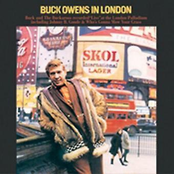 Buck Owens & His Buckaroos - Live in London [CD] USA import
