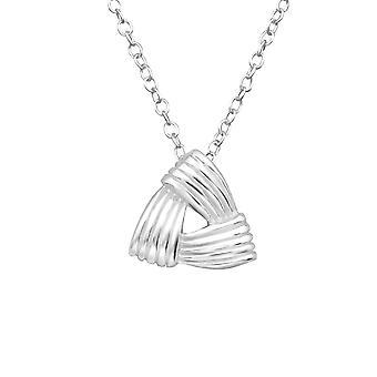 Triangolo - 925 Sterling Silver pianura collane - W19510X