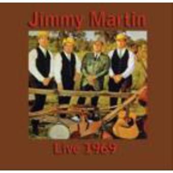 Jimmy Martin - Live [CD] USA import