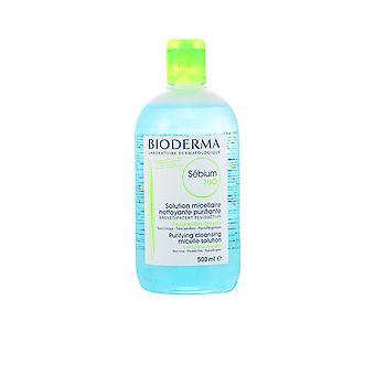 Bioderma Sebium H2o Lösung Micellaire Nettoyante Purifiante 500 Ml Unisex