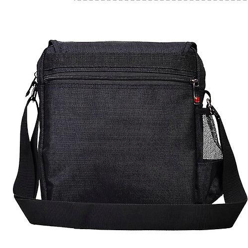 Papas bébé langer Messenger Bag Black