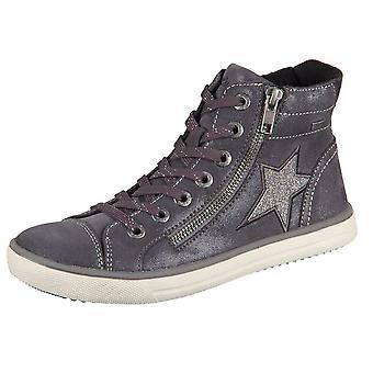 Lurchi Trækul Ruskind 331361825 universelle hele året børn sko