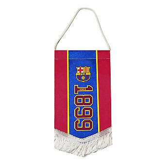 FC Barcelona Official Football Crest Design Established Mini Pennant