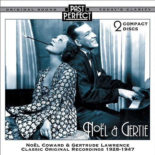 Noel and Gertie 2 CDs: 20s,30s,40s Show Music Audio CD Past Perfect