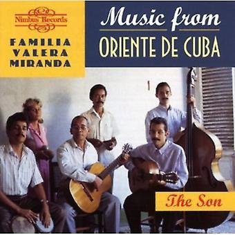 Familia Valera Miranda - importation USA fils [CD]