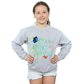 Disney Girls Finding Dory Ocean Adventure Sweatshirt