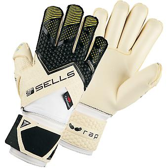 SELLS WRAP ELITE CLIMATE GUARD Goalkeeper Gloves Size