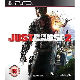 Just Cause 2 Limited Edition (PS3) - Als nieuw