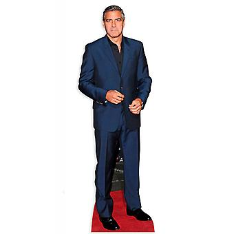 George Clooney Pappausschnitt