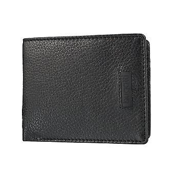 Bugatti PREGIO men's credit card market purse wallet purse black 3614