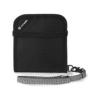 Pacsafe RFIDsafe V100 Dubbelfals plånbok
