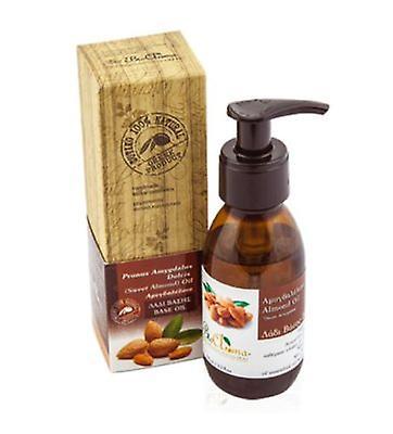 Base oil, Almond oil moisturizing and nourishes 100ml