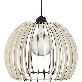 Nordlux Chino 40 84843014 hanglamp E-27 60 W hout