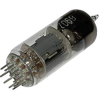 6 N 6 P = 6 H 6 n Vacuum tube Double triode 120 V 28 mA Number of pins: 9 Base: Noval Content 1 pc(s)