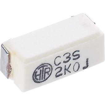 Weltron HCAS C3S Resistance wire 2.7 kΩ SMD 3 W 5 % 1 pc(s)