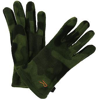 雷加塔 男孩 法伦 聚酯 羊毛 温暖 步行 徒步旅行 冬季 手套