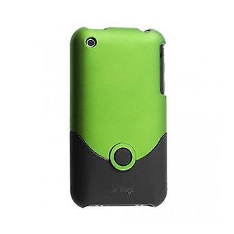 5 pack iFrogz - Luxe Case pour Apple iPhone 4/4 s-couleur: vert/noir
