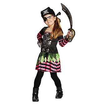 Robe de punky pink pirate Costume Pirate Costume Pirate pour enfants