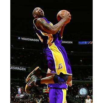 Kobe Bryant 2008-09 Action Photo Print (8 x 10)