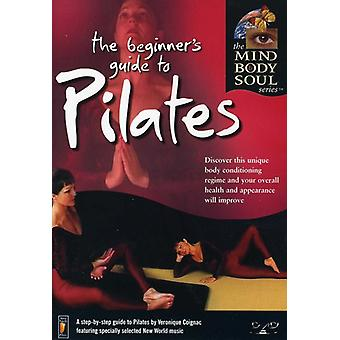 Beginners Guide to Pilates [DVD] USA import