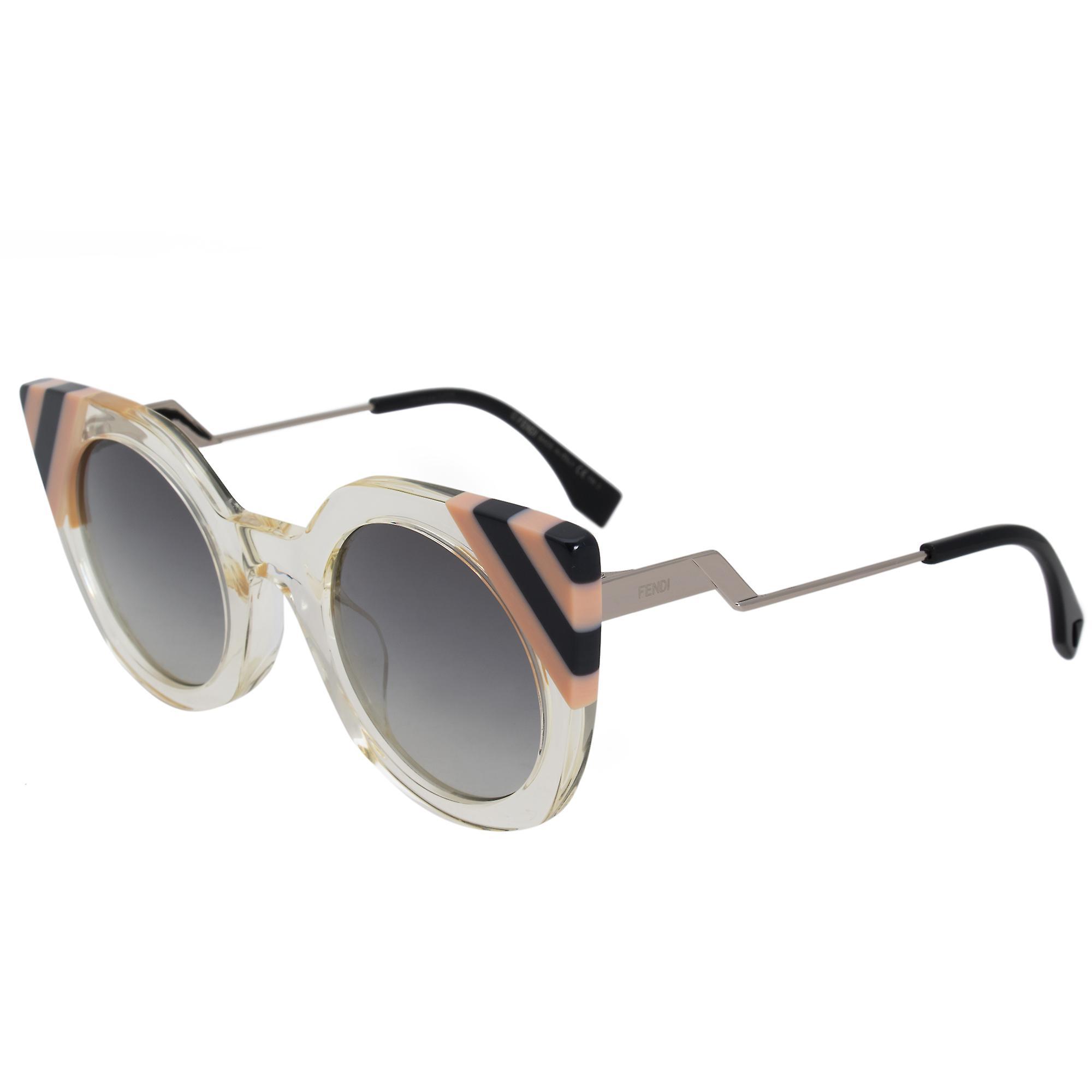 Fendi bølger sommerfugl solbriller FF0240S 40G 90 47