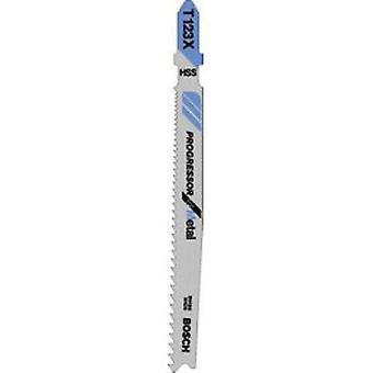 Bosch T123X sticksåg blad pk 3 Pentalogin för metall