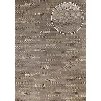 Non-woven wallpaper ATLAS ICO-5075-2