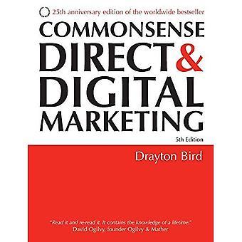 Bon sens Marketing numérique et Direct