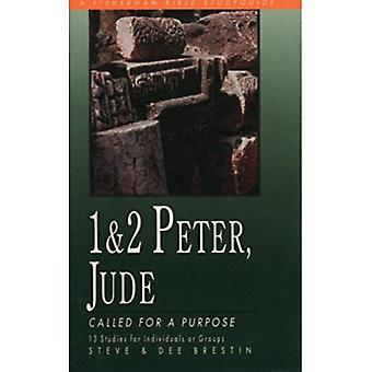 1 & 2 Peter, Jude: Called for a Purpose (Fisherman Bible study guides)