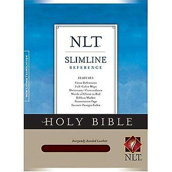 Slimline Reference Bibelen-NLT med CDROM