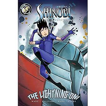 Shinobi: Ninja prinsessa V2: Lightning Oni