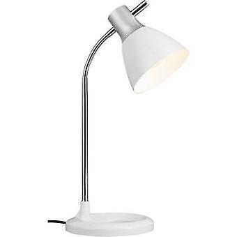 מבריק יאן 92762/05 מנורה שולחן האנרגיה-שמירת הנורה E-27 40 W לבן
