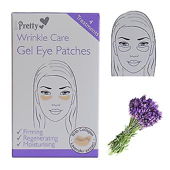 Pretty Gel Eye Patches ~ Wrinkle Care
