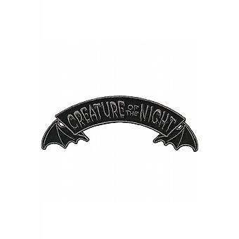 Kreepsville 666 olento yön Arch Patch