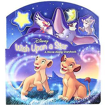 Wish Upon a Star: een verhalenboek Move-Along (Move-Along Adventures) [Board boek]