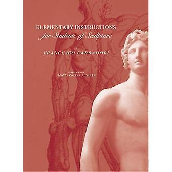 Elementära instruktioner för studenter i skulptur. Carradori - 97