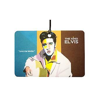 Elvis Love Me Tender Auto Lufterfrischer