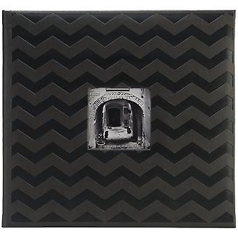 Pioneer Embossed Post Bound Frame Album 12