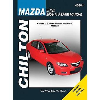 Mazda 3 Automotive Repair Manual - 04-11 by Jeff Killingsworth - 97815