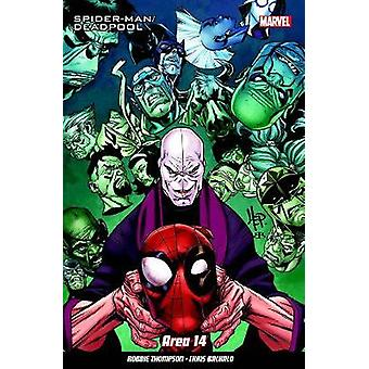 Spider-man/deadpool Vol. 6 - Area 14 by Robbie Thompson - 978184653922