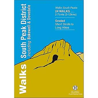 Walks South Peak District - Including Bakewell and Dovedale by Richard
