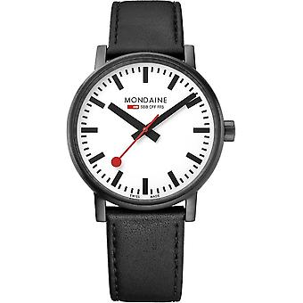 Mondaine MSE.40111.LB Evo II Heren Horloge