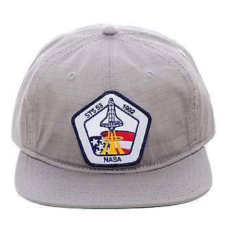 Baseball Cap-NASA-patch grå SnapBack ny sb4slpbuz