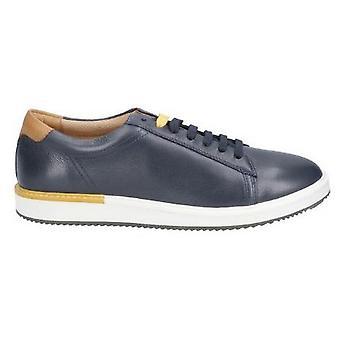 Hush Puppies Mens Heath BouncePLUS Lace Up Leather Shoe